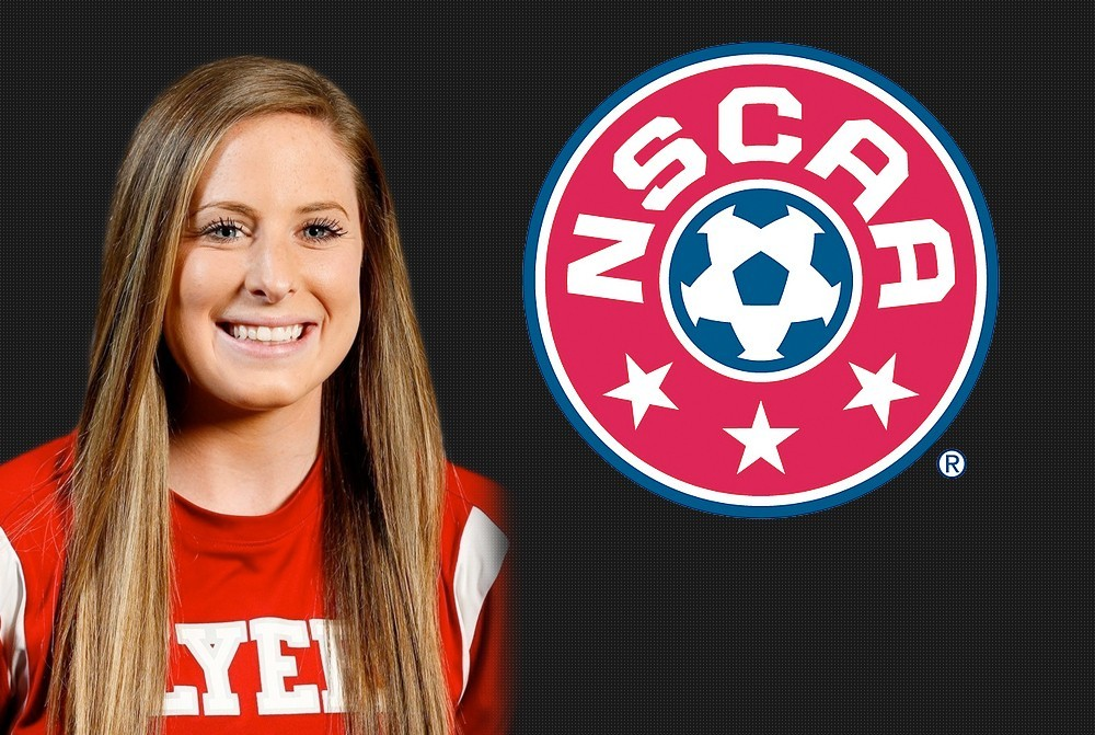 Lewis Women's Soccer's Maggie Moran Named To NSCAA All-Region Second