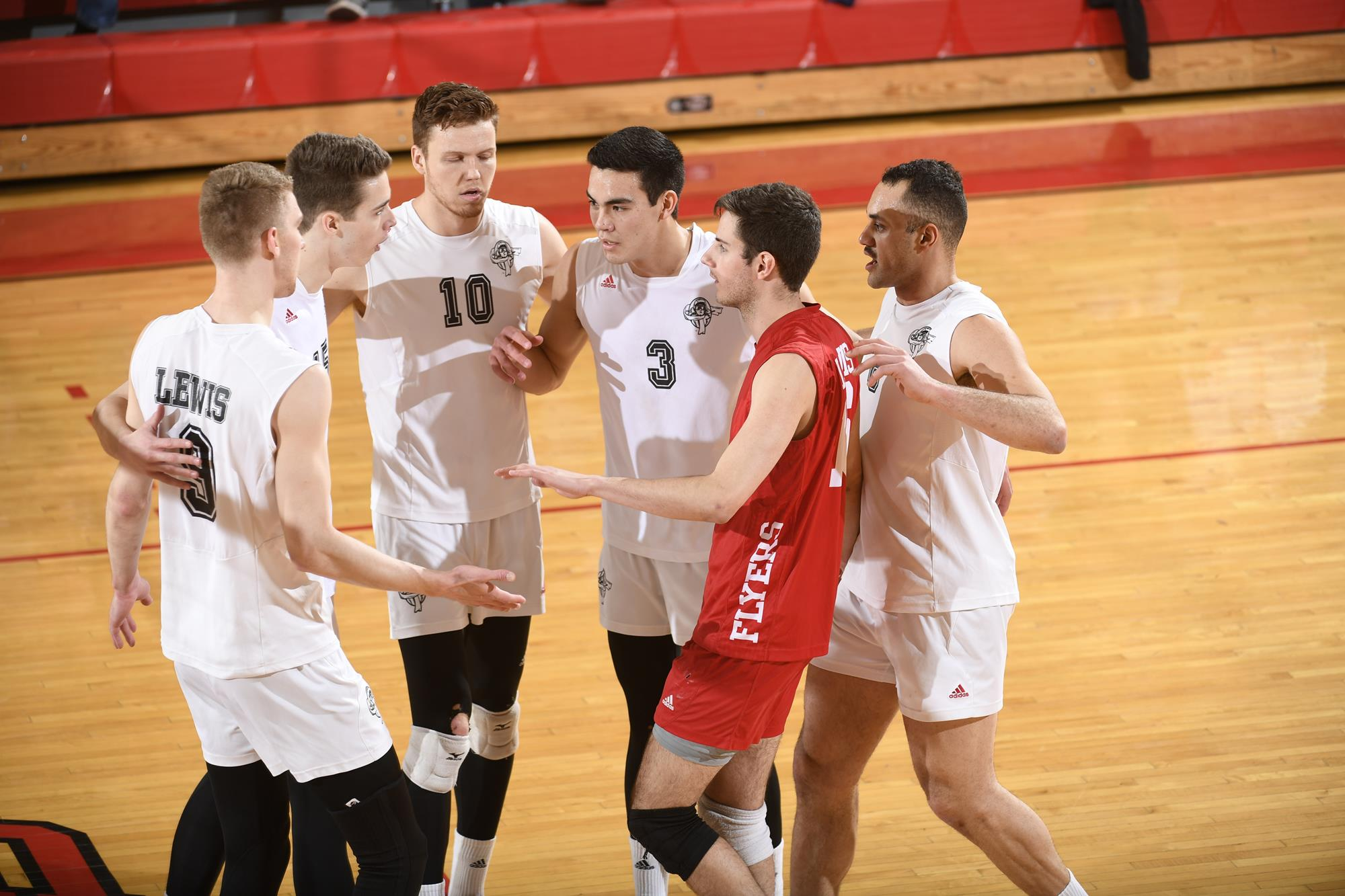No 6 Lewis Men S Volleyball Squares Off With No 4 Usc In Ncaa Opening Round Match Lewis University Athletics